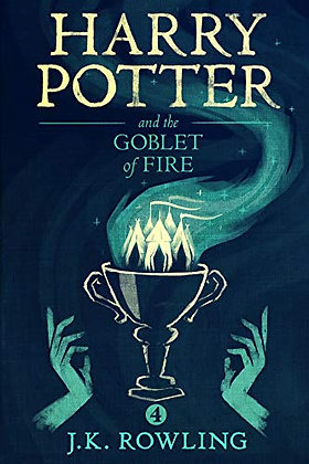 Harry Potter and the goblet of fire, de J K  Rowling