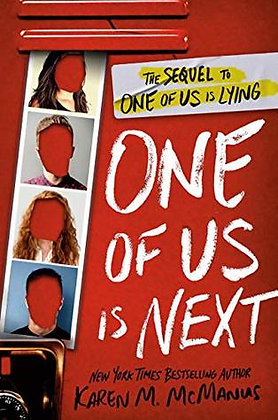 One of us is next, de Karen McManus