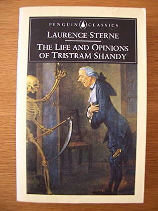 The life and opinions of Tristram Shandy, de Laurence Sterne
