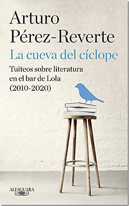 La cueva del cíclope, de Arturo Perez Reverte