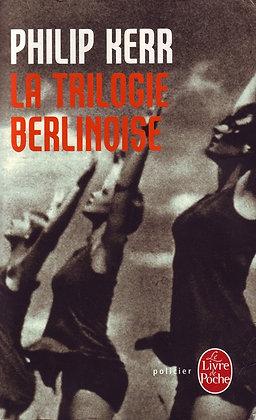 La trilogie berlinoise, de Philip Kerr