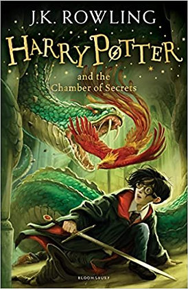 Harry Potter and the chamber of secrets, de J K  Rowling