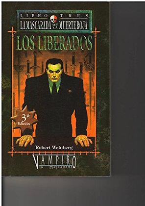 Los liberados. La Mascarada de la Muerte Roja/3, de Robert Weinberg
