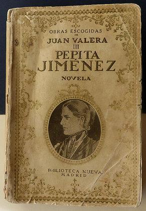 Pepita Jimenez, de Juan Valera