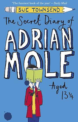 The secret diary of Adrian Mole, aged 13 3/4, de Sue Townsend