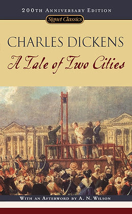 A tale of two cities, de Charles Dickens