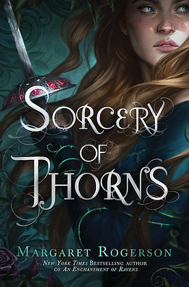 Sorcery of Thorns, de Margaret Rogerson