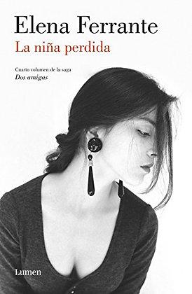 La niña perdida 4ª parte, de Elena Ferrante