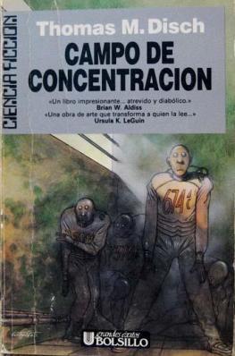 Campo de concentración , de Thomas Mann