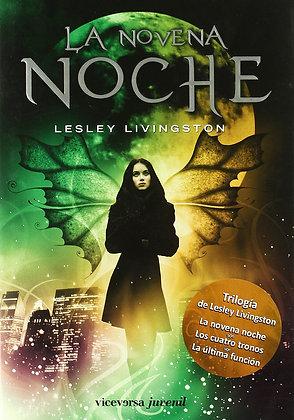 La novena noche, de Lesley Livingston