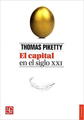 El capital en el siglo XXI , de Thomas Piketi