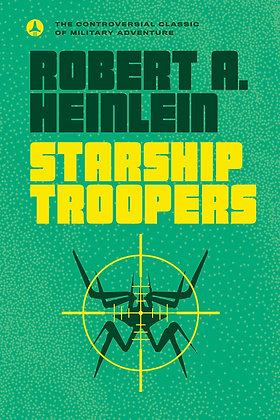 Starship troppers, de Robert A Heinlein