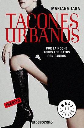 Tacones urbanos, de Mariana Jara
