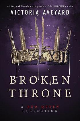 Broken throne, de Victoria Aveyard