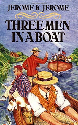 Three men in a boat, de Jerome K Jerome