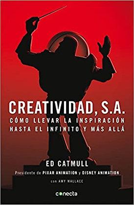 Creatividad S.A, de Edwin Catmull