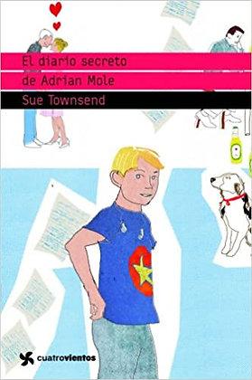 El diario secreto de Adrian Mole, de Sue Townsend