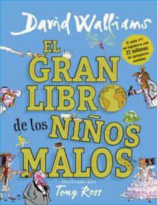 El gran libro de los niños malos, de David Walliams