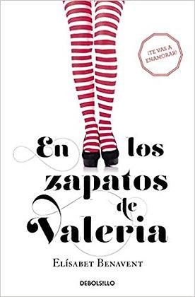 En los zapatos de Valeria, de Elisabet Benavent