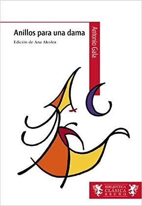 Anillos para una dama, de Antonio Gala