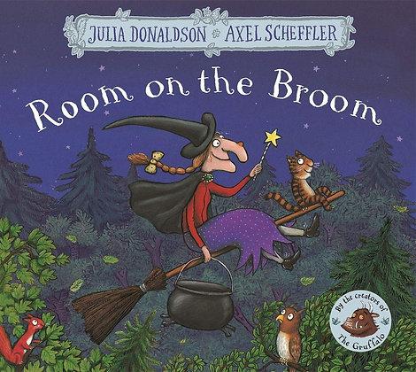 Room in the broom, de Axel Scheffler