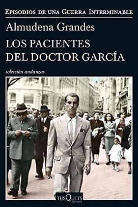 LOS PACIENTES DEL DOCTOR GARCIA, de Almudena Grandes