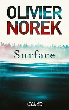 Surface, de Olivier Norek