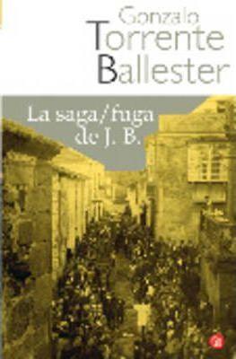 La saga fuga de J.B, de Gonzalo Torrente Ballester