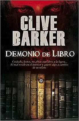Demonio de libro, de Cliver Barker