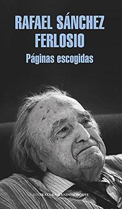 Páginas escogidas, de Rafael Sanchez Ferlosio