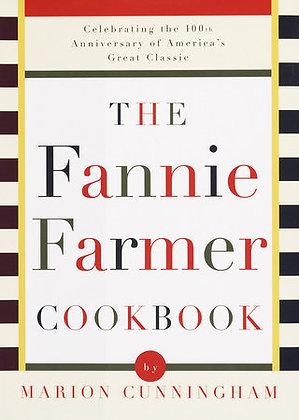 The Fannie farmer cookbook : anniversary, de Marion Cunningham