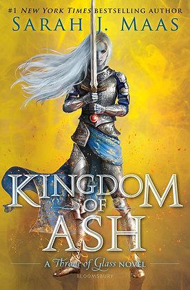 Kingdom of ash, de Sarah J Maas