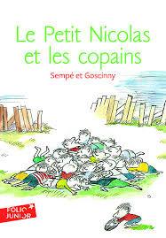 Le petit Nicolas et les copains, de Sempé Goscinny