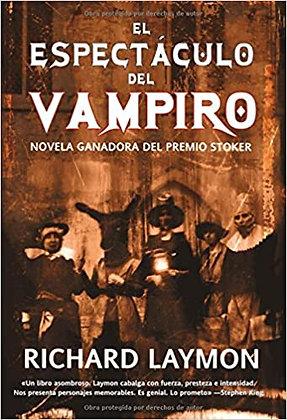 El espectáculo del vampiro, de Richard Layimon