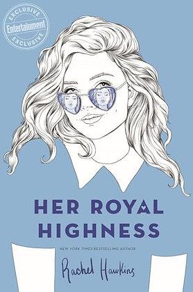 Her royal Highness, de Rachel Hawkins