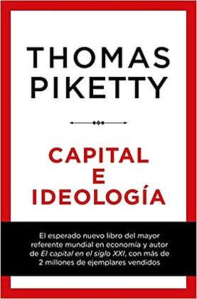 Capital e ideología, de Thomas Piketty