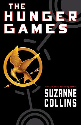 The Hunger Games, Book 1, de Suzanne Collins