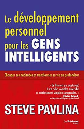 Le développement personnel pour les gens intelligents, de Steve Pavlina