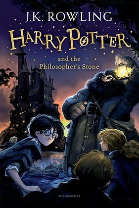 Harry Potter and the philosopher's stone, de J K  Rowling
