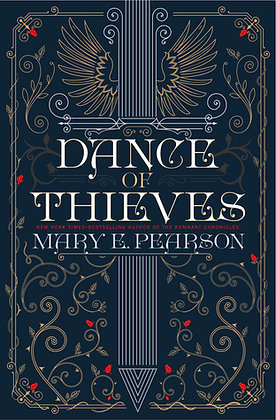 Dance of thieves, de Mary Pearson