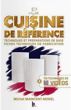 La cuisine de réference, de Michel Maincent Morel