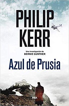 Azul de prusia, de Philip Kerr