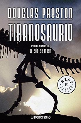 Tiranosaurio, de Douglas Preston