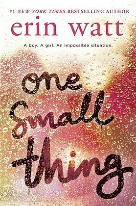 One small thing, de Erin Watt