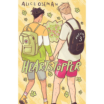 Heartstopper 3, de Alice Oseman