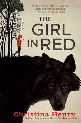 The girl in red, de Christina Henry