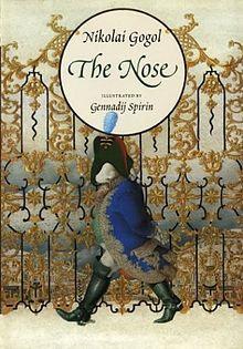 The nose, de Nicolai Gogol