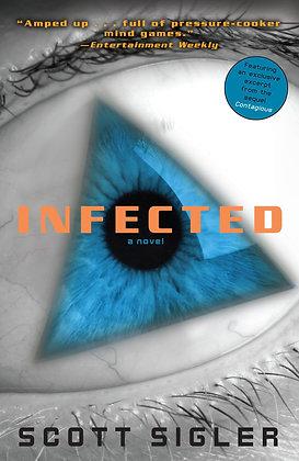 Infected, de Scott Sigler