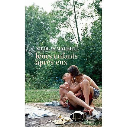Leurs enfants après eux, de Nicolas Mathieu