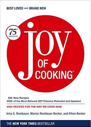 Joy of cooking : 75th anniversary, de Irma S  Rombauer